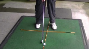 alignment for golf
